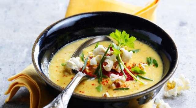 Sopa de Choclo