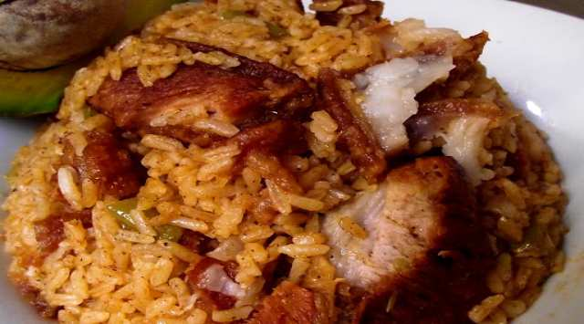 Chicharrón de Arroz