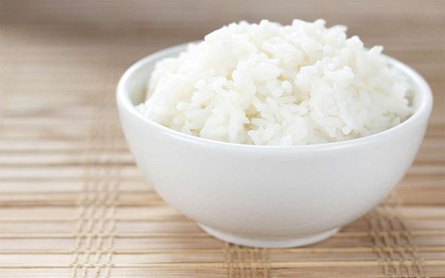 Albóndigas rellenas de arroz