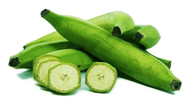 Chips de plátano verde