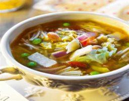 Sopa de hortalizas