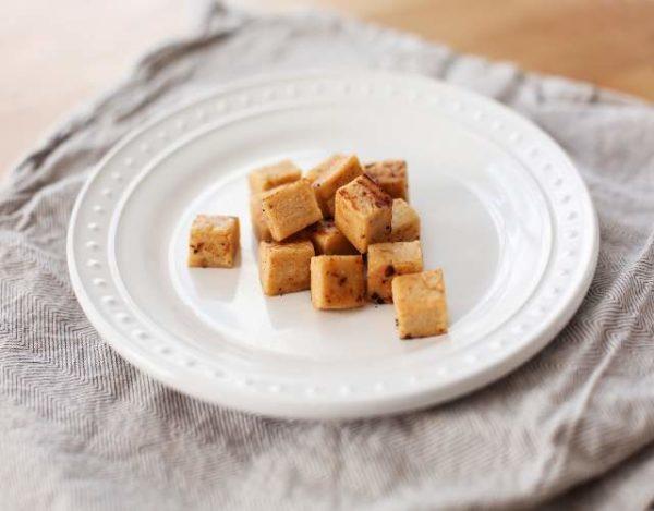 Tofu de Garbanzos Casero