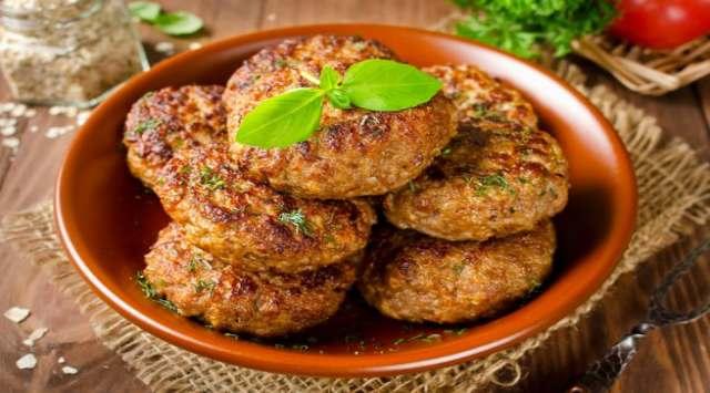 Albóndigas de Amaranto Vegetarianas