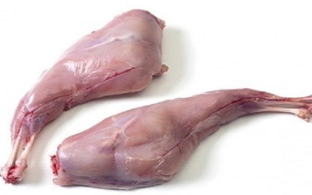 Albóndigas de conejo