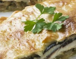 Sardinas empanadas al horno