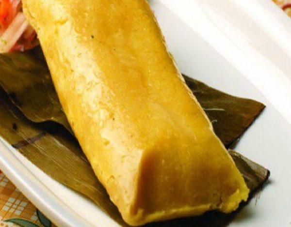 Tamales criollos