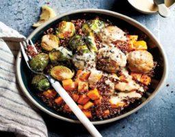 Albóndigas al Horno con Verduras