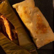 Tamales salvadoreños